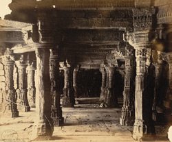 Interior of the Surya Kunda Temple, Somnath (Prabhas Patan)